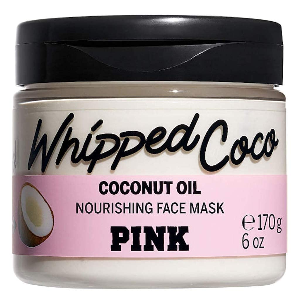 Victoria's Secret Pink Whipped Coco Coconut Oil Nourishing Face Mask 6 oz