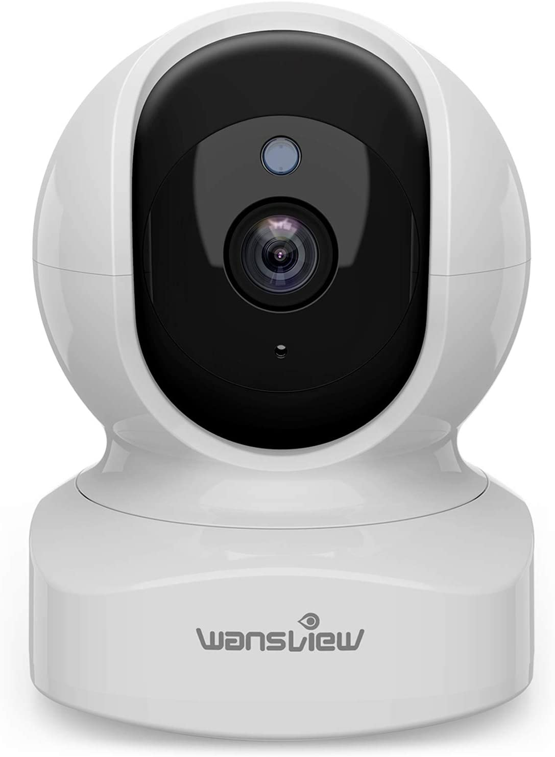 Wansview Wireless 360 Security Camera for Pet/Nanny
