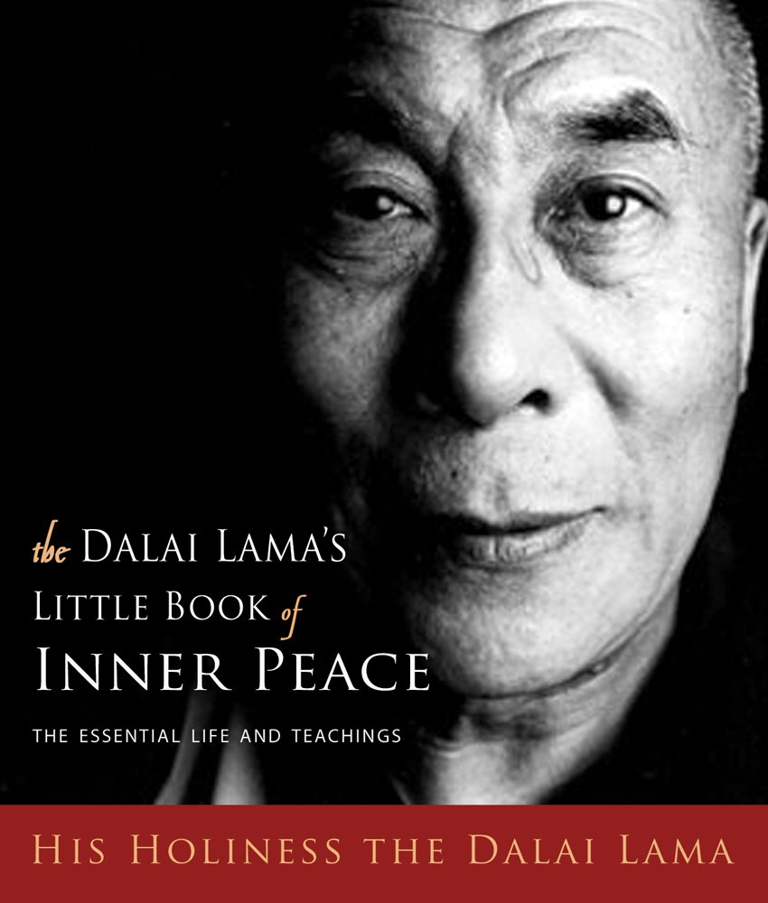 Amazon com: The Dalai Lama's Little Book of Inner Peace: The