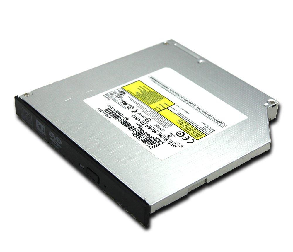 New Laptop Internal 8X DVD RW DL Burner IDE Optical Drive for HP Pavilion DV6000 DV9000 DV2000 DV5000 DV1000 DV8000 DV6700 DV6500 DV9700 Super Multi 24X CD-R Writer Replacement