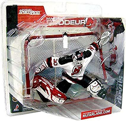 8762e911b Image Unavailable. Image not available for. Color  McFarlane NHL Series 1  Martin  Brodeur ...