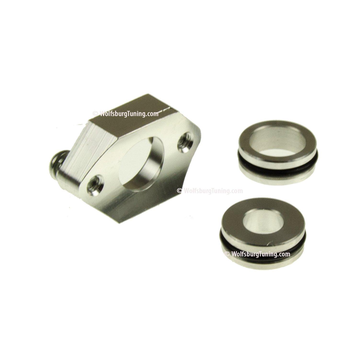 Wolfsburg Tuning 1.8T Turbo Map Sensor adapter Boost fits VW Audi MK4 B6 B5 1.8 T