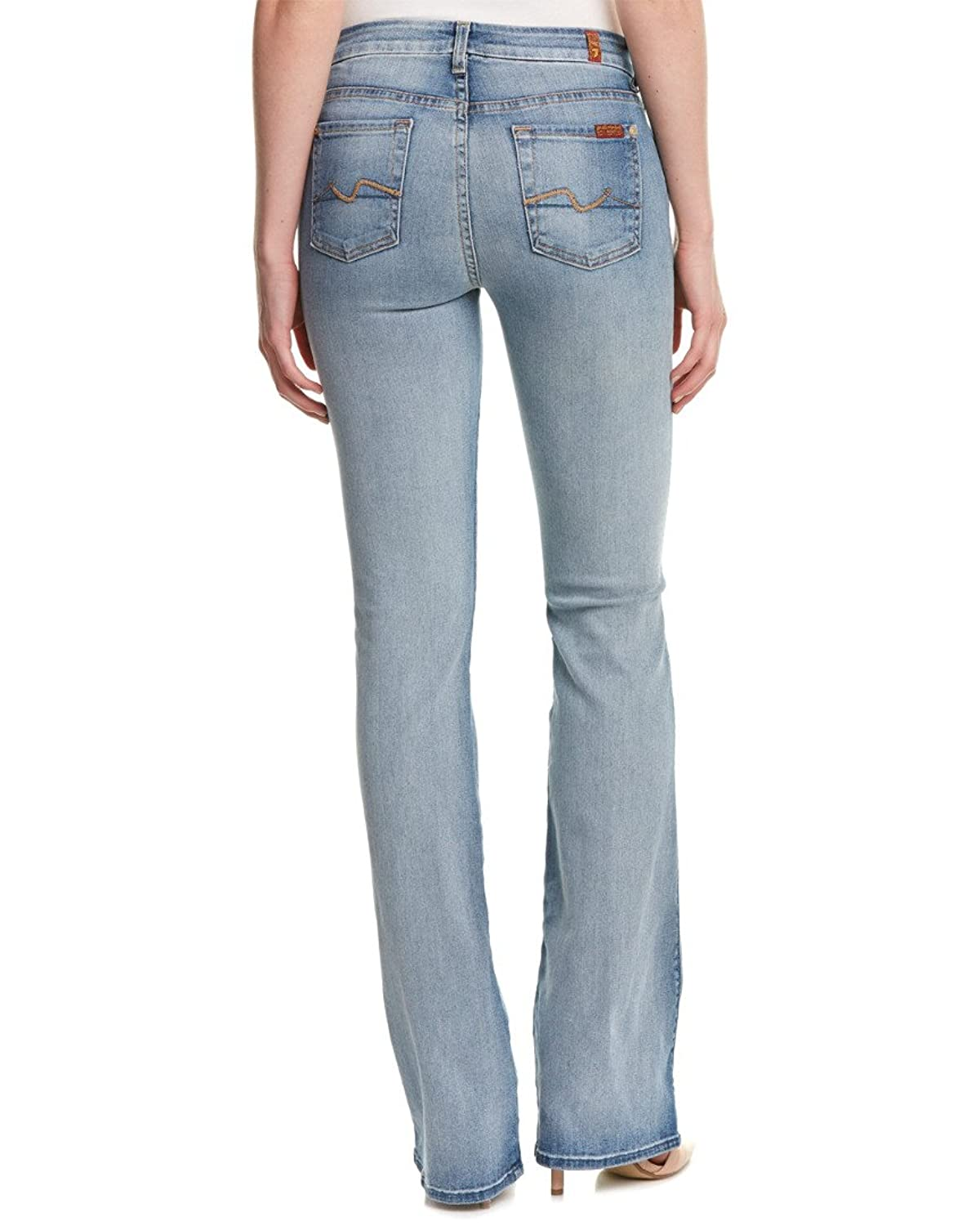 7 For All Mankind Women's Kimmie Bootcut in
