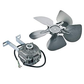 Universal Ventilator 34 Watt 230 Volt Flügel 300 mm Ø mit Bügel Kühlschrank