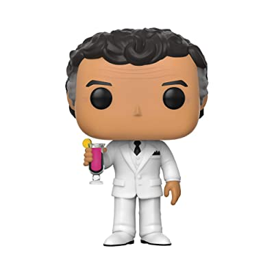Funko Pop! TV: Fantasy Island - Mr. Roarke: Toys & Games