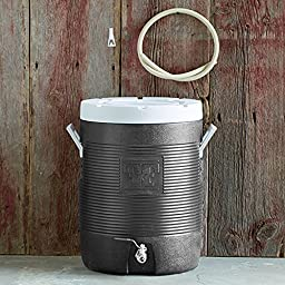 Fermenter's Favorites Insulated Hot Liquor Tank - 10 Gallon