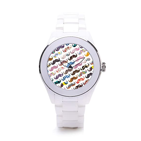 queenslandmen sthe reloj tienda Floral reloj de pulsera vintage