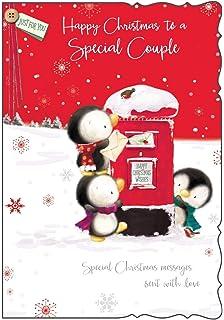 Weihnachtsgrüße An Sohn.Amazon De Weihnachtskarte Für Sohn Motiv Klassischer