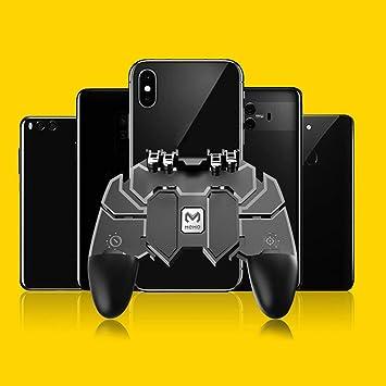 Zinniaya AK66 Mobile Game Controller Gaming Trigger Joystick ...