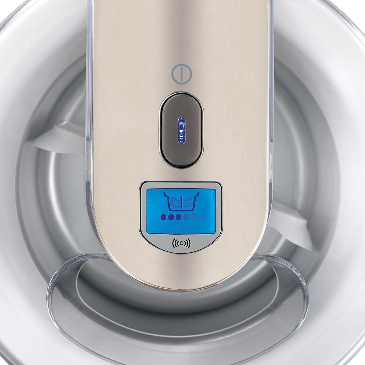 pl/ástico Krups Perfect Mix 9000 GVS241 Heladera Blanco 1.6 litros 30 W