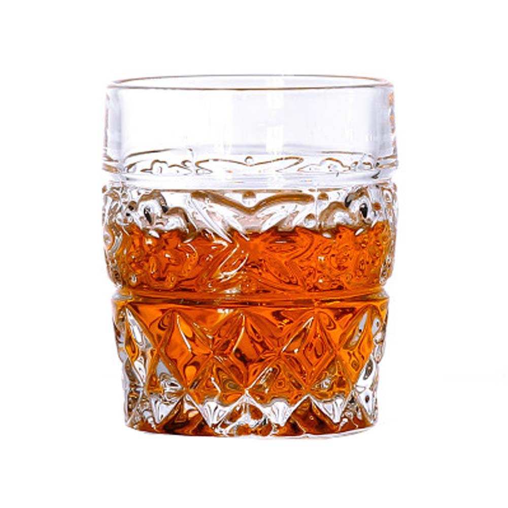 Personalized Wine Glass Whiskey Glass Beer Glass Spirits Cup #01