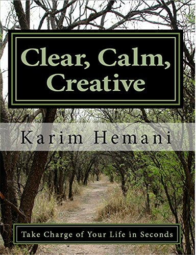 Clear, Calm, Creative: Take Charge of Your Life in Seconds (Psychic Ability Made Simple compare prices)