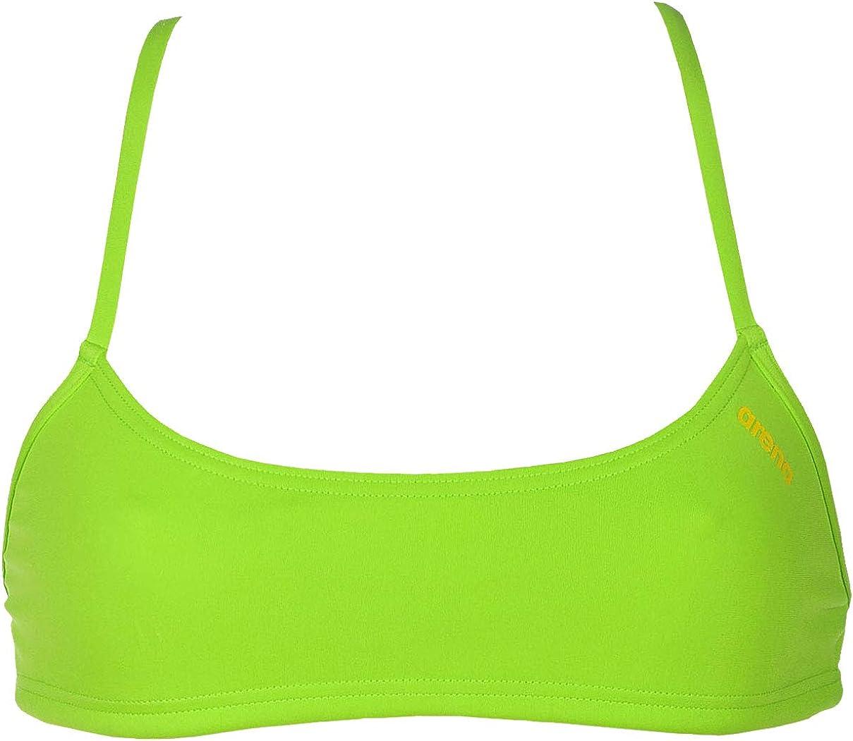 ARENA/ Donna /Formazione Bandeau Play per athletinnen Reggiseno Bikini Damen Trainings Bikinioberteil Bandeau Play f/ür Athletinnen