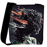 Snoogg Digitally Printed Fashion Shopping Tote Bag(MultiColour)(RPC-297-SLTOBAG)