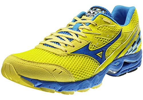 Mizuno Zapatillas Running Wave Aero 12, Color, Talla 7 US: Amazon.es: Zapatos y complementos