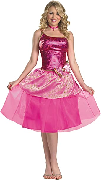 Mujer Deluxe de Barbie princesa encanto Escuela Disfraz by disfraz ...