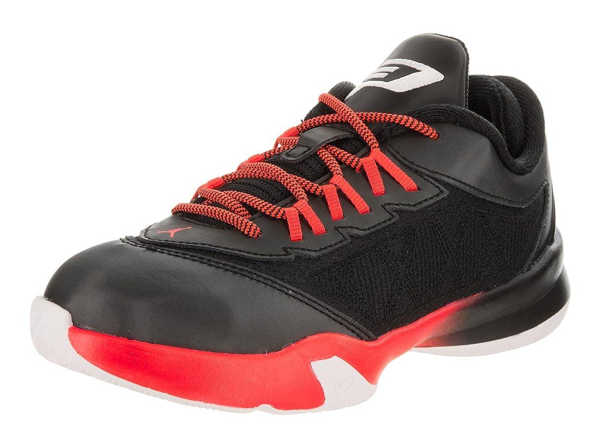 more photos cec34 6ddc2 Nike Jordan Kids Jordan CP3.VIII BP Black/White Infrared 23 Basketball Shoe  3 Kids US