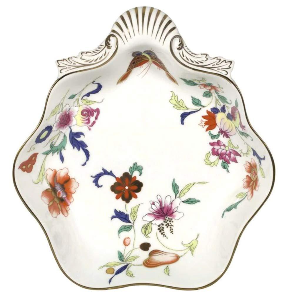 Vista Alegre Samatra Porcelain Canton Shell