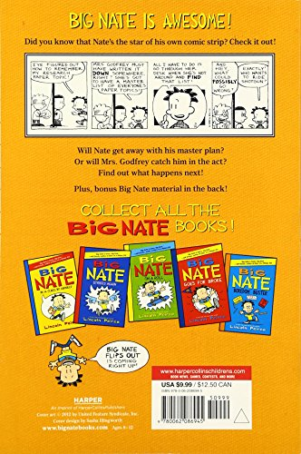 Big Nate: What Could Possibly Go Wrong? (Big Nate Comix