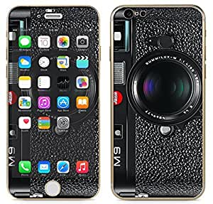 "Apple iPhone 6 PLUS - 5.5"" Screen Vinyl Skin Kit - Vintage Retro Camera M9 M8 Old School"
