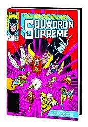 Squadron Supreme (Marvel Omnibus)
