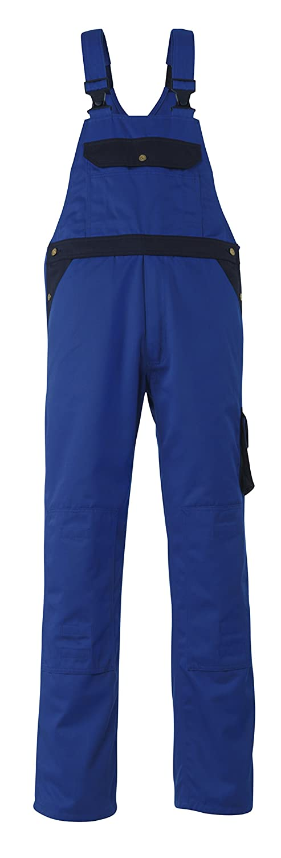 Mascot 00969-430-1101-90C46Milano Bib /& Brace Overalls L90cm//C46 Blue