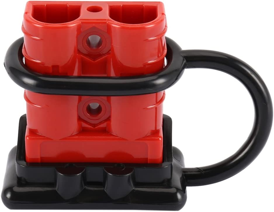 Scorpiuse 6-10 Gauge Battery Quick Connect Disconnect Powerful Wire Harness Plug Connector Winch Battery Trailer