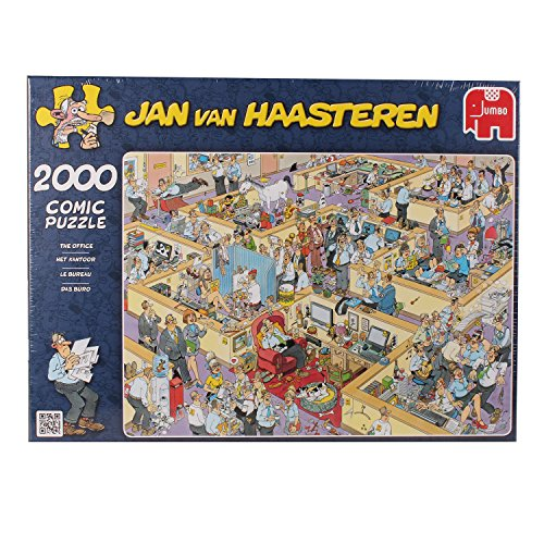 Jumbo Jan Van Haasteren The Office Puzzle (2000-Piece)