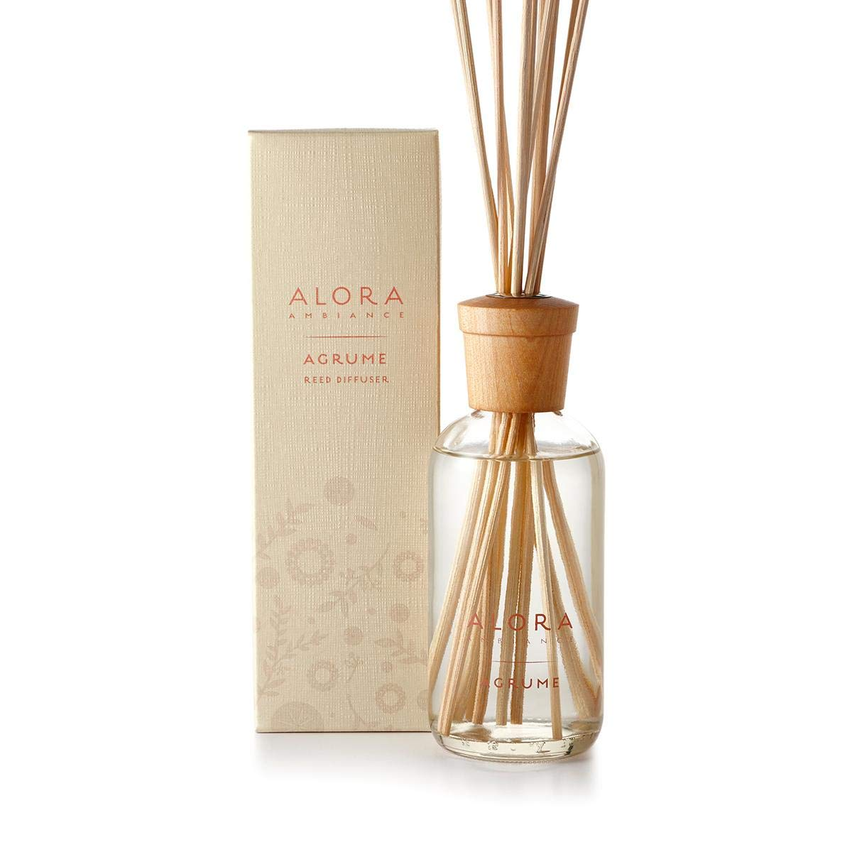 Alora Ambiance Reed Diffuser Agrume, 8 Oz by AloraAmbiance (Image #1)