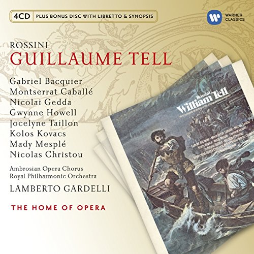 Rossini: Guillaume Tell (Guillaume Tell Rossini)