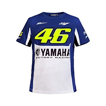 0e8a0b4b892f Yamaha Valentino Rossi VR46 T-Shirt