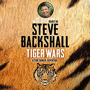 Tiger Wars Hörbuch