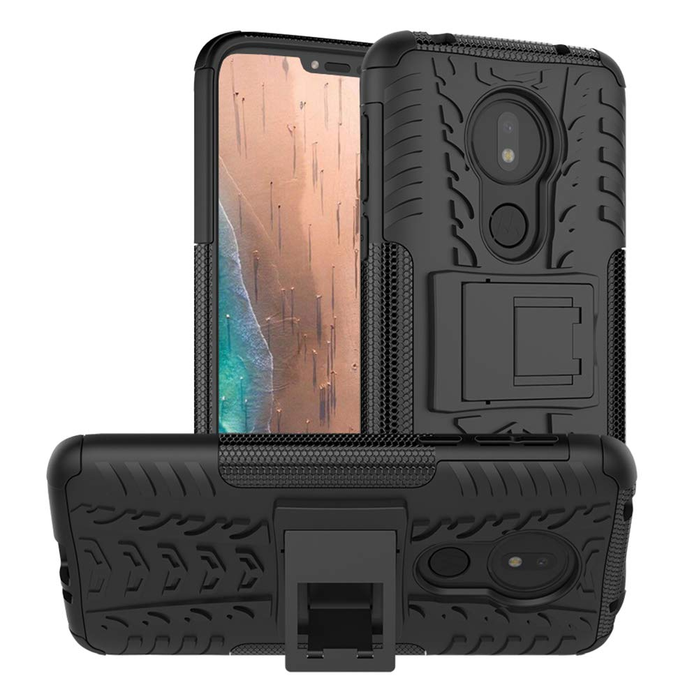 Funda Para Moto G7 Power Con Pie Pushimei (7nsv1pgl)