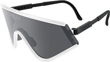 oakley sunglasses white  Amazon.com: Oakley Mens SE Eyeshade Heritage Collection Sunglasses ...