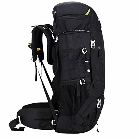 d07ad2c82c8e Kimlee Skiing Backpack for Hiking Climbing Camping 50+10L Cycling Traveling  Outdoor Hunting Daypack
