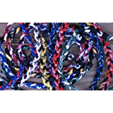 Package of 12 Assorted Tornado Titanium Necklaces