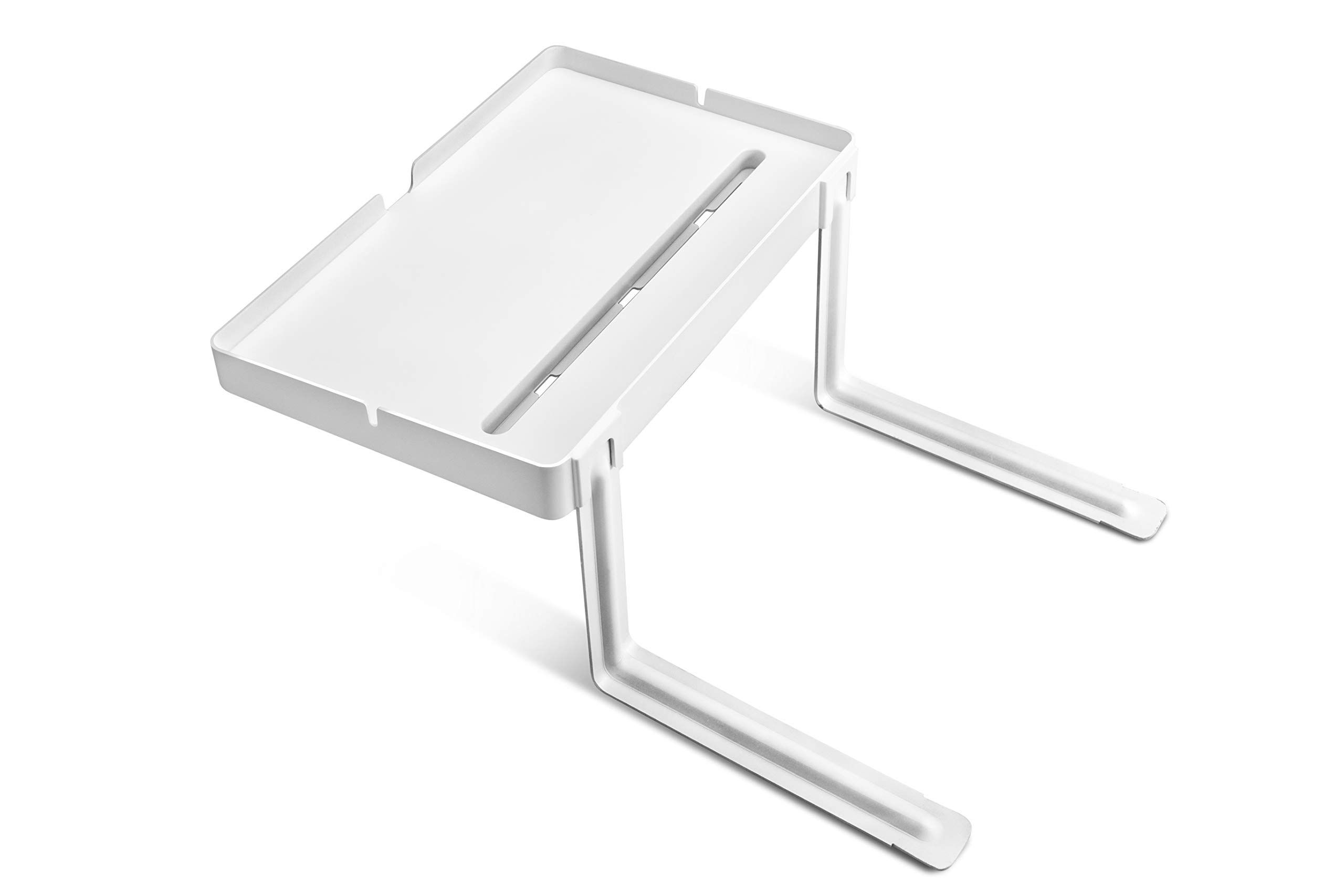 Phone Bed_Bedside Shelf, Bedside nightstand with Cable Management, Tablet Holder, Table, Very Simple & Easy Assemble…