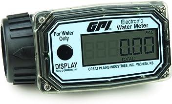 0.3-3 GPM Flomec 03A30GM 1 NPT Fuel Flow Meter