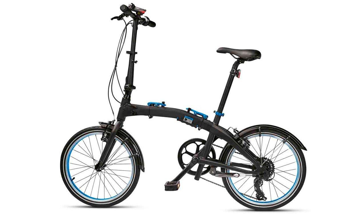 Mini 80912211854 - Bicicleta (8 velocidades, 20