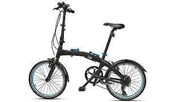 "Mini 80912211854 - Bicicleta (8 velocidades, 20 "")"