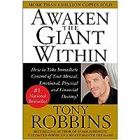 【中商原版】唤醒心中的巨人 英文原版 Awaken the Giant within Anthony Robbins 安东尼·罗宾 Pocket Books