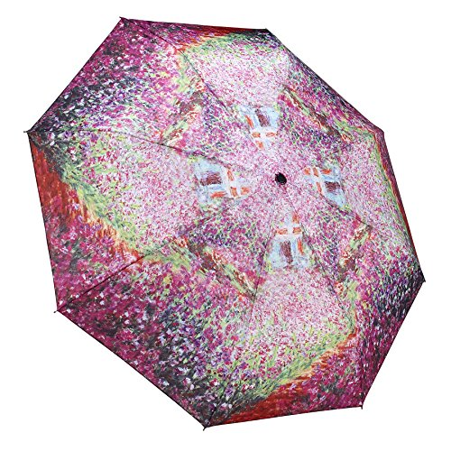 Galleria Monets Garden (Galleria Monet's Garden Folding Umbrella - Monets Garden)