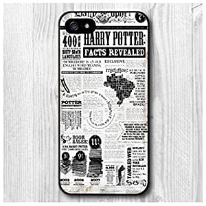 SUUER Rubber Silicone Harry Potter Designer Personalized Custom Plastic Rubber Tpu CASE for iPhone 5 5s Durable Case Cover wangjiang maoyi