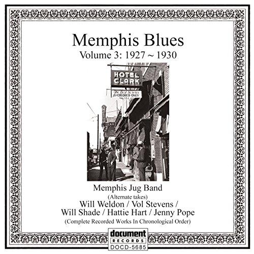 Various - Memphis Blues (1927-1937)