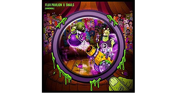 Cannonball de Flux Pavilion and Snails en Amazon Music ...