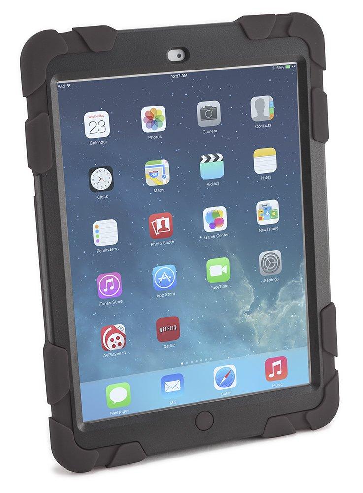 IPAD AIR KEEPSAFE360 BLK B01AYJ3NWS iPad Air - Rotating Kickstand|ブルー|回転式キックスタンド ブルー iPad Air - Rotating Kickstand