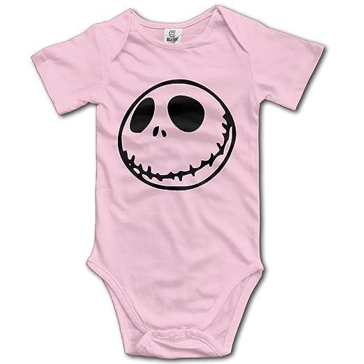 unisex nightmare before christmas smiley face emoji baby onesie infant bodysuit - Nightmare Before Christmas Baby Onesie
