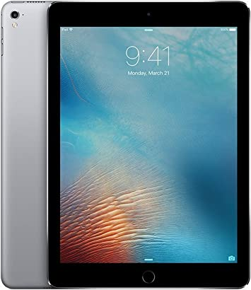 Amazon Com Apple Ipad Pro 9 7 Inch 128gb Wi Fi Space Gray 2016 Model Renewed Computers Accessories