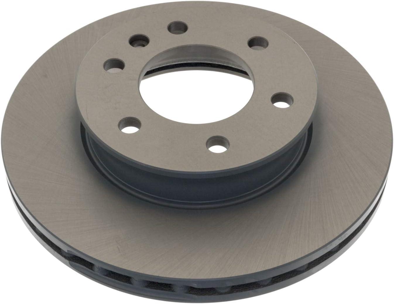 2 Brake Disc of Holes 6 front febi bilstein 27698 Brake Disc Set internally ventilated No