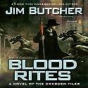 Blood Rites: The Dresden Files, Book 6 | Livre audio Auteur(s) : Jim Butcher Narrateur(s) : James Marsters